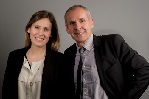 Joséphine Dupont Willot et Patrick Dupont Thieffry